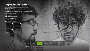eigen radio stream