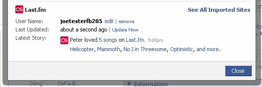 Last fm – the Blog · Tips and Tricks